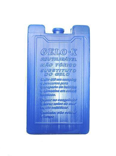 Gelo-x - Para conservar produtos congelado - Reutilizável