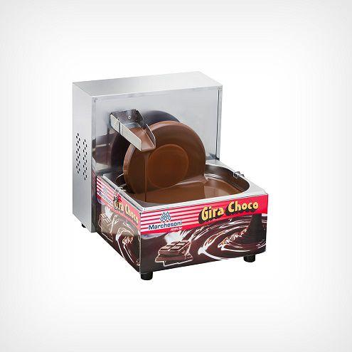 Gira chocolate Cascata Profissional 05 kg-MARCHESONI