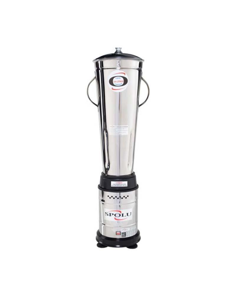 Liquidificador 10 Litros em Inox - Baixa Rotação - Spolu