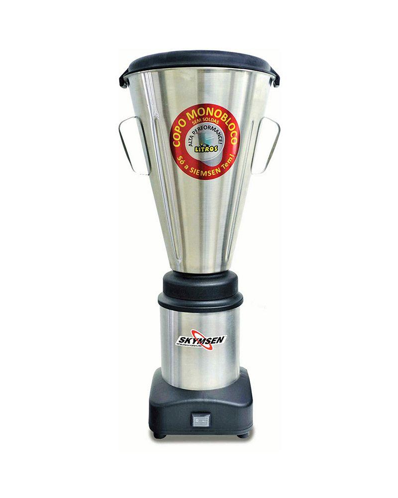 Liquidificador Comercial Inox 6 Litros Skymsen