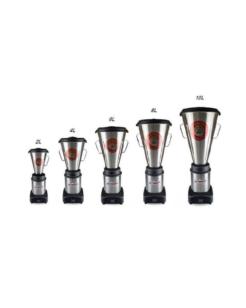 Liquidificador Comercial Inox 8 Litros Skymsen