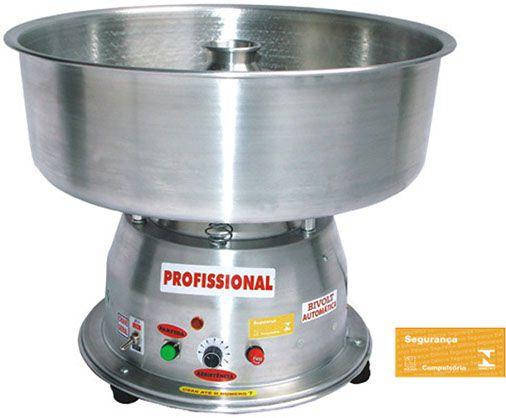Maquina de Algodão Doce clean Profissional-ademaq