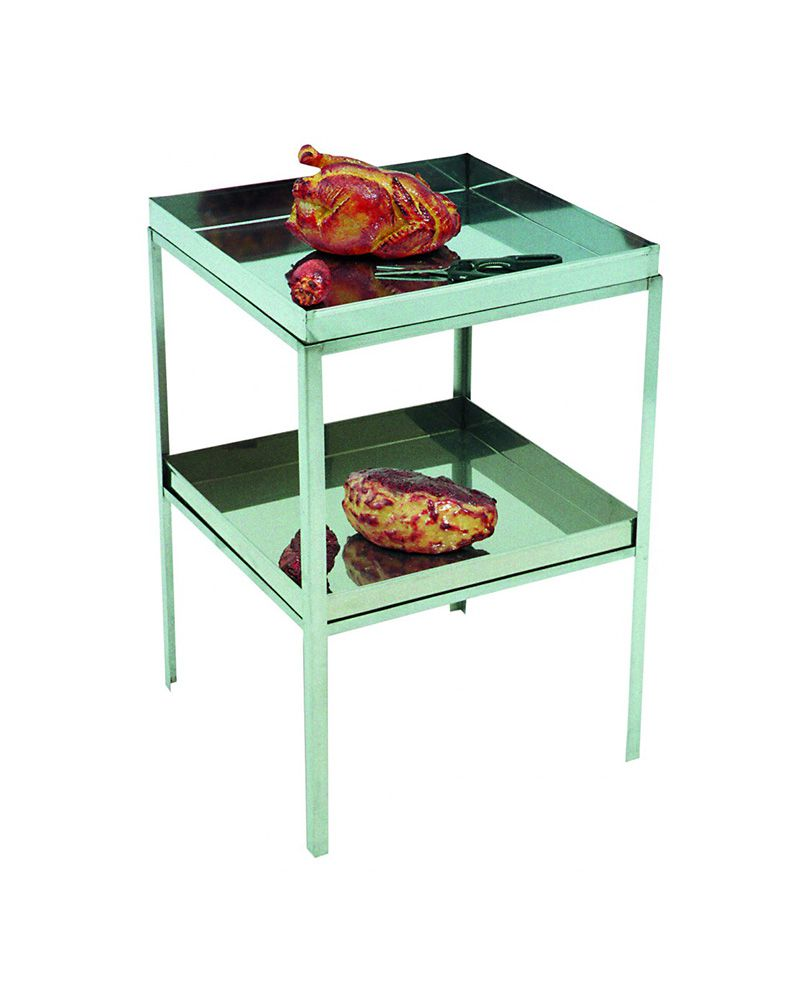 Mesa para Corte de Frango 40 x 40 - Fritomaq