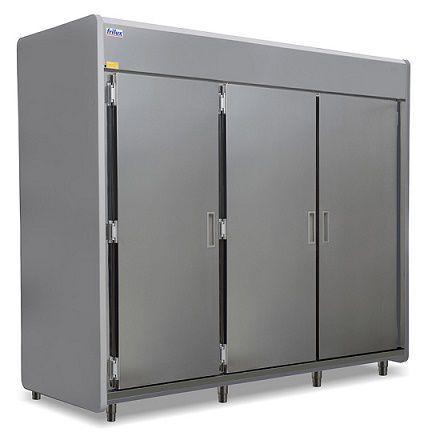 Mini Câmara de Açougue Inox RF058 3000 LITROS-Frilux
