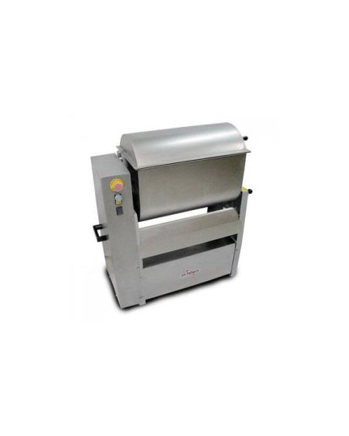 Misturador de Carne com Tampa Inox para 50 kg Skymsen