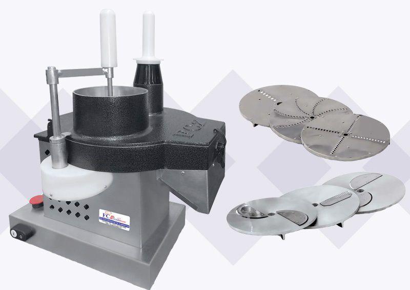 Multiprocessador de Alimentos com 6 Discos FC-2
