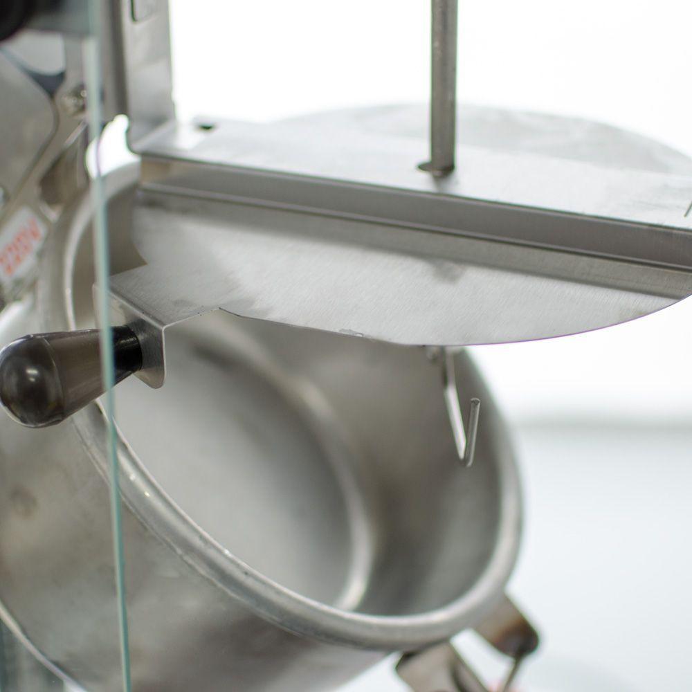 Pipoqueira Maquina de Pipoca Elétrica BMP 150 Braesi PROGAS