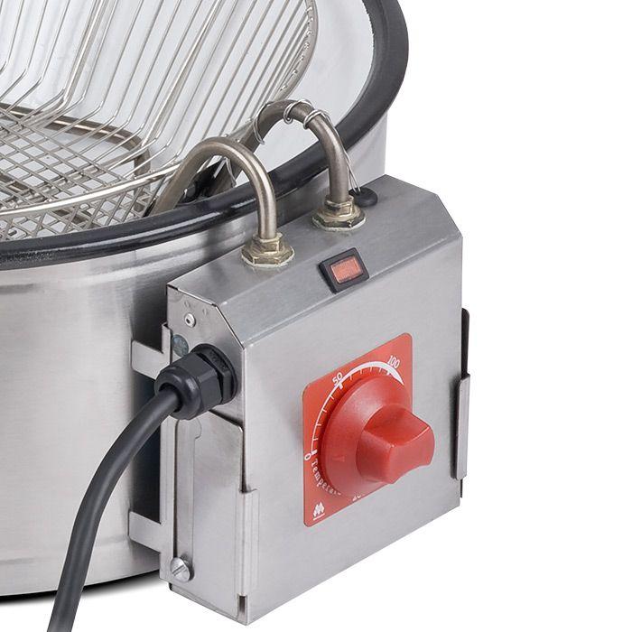 Tacho elétrico para Frituras 7,5 Litros Marchesoni
