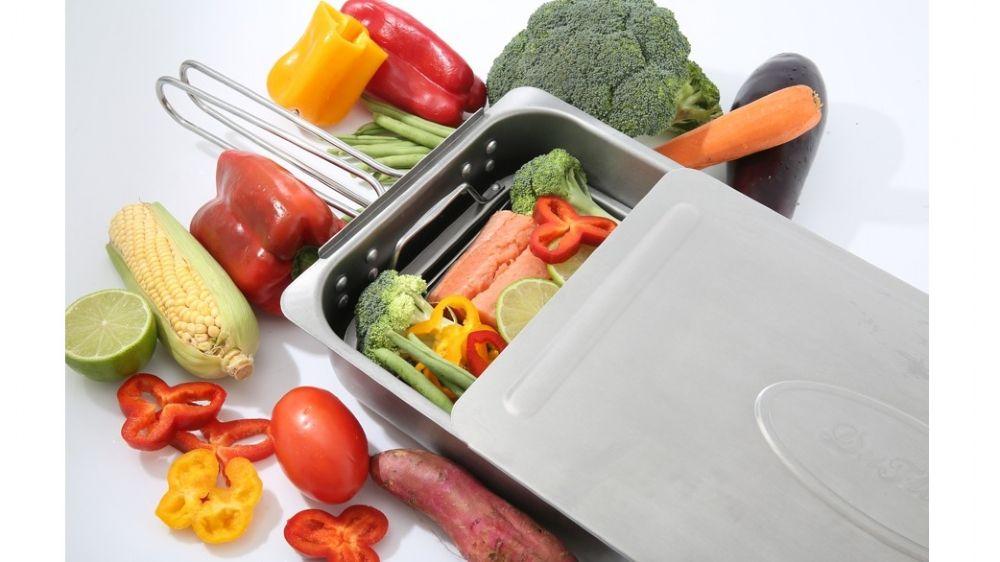 Defumador de Alimentos Portátil Dufloss