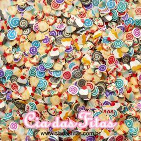 Aplique doces Pequeno 10g