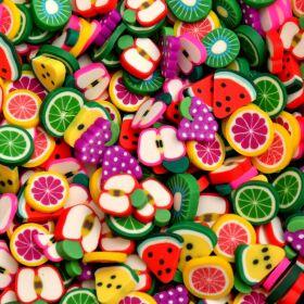 Aplique Salada de Frutas Grande 10g