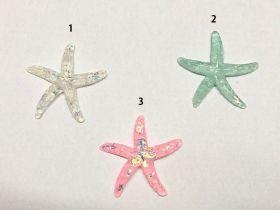 Estrelas Resina
