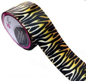Fita de gorgurão Animal Print 5183 38mm x 1mts