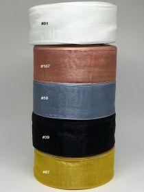 Organza 38mm Sanding 5 Metros