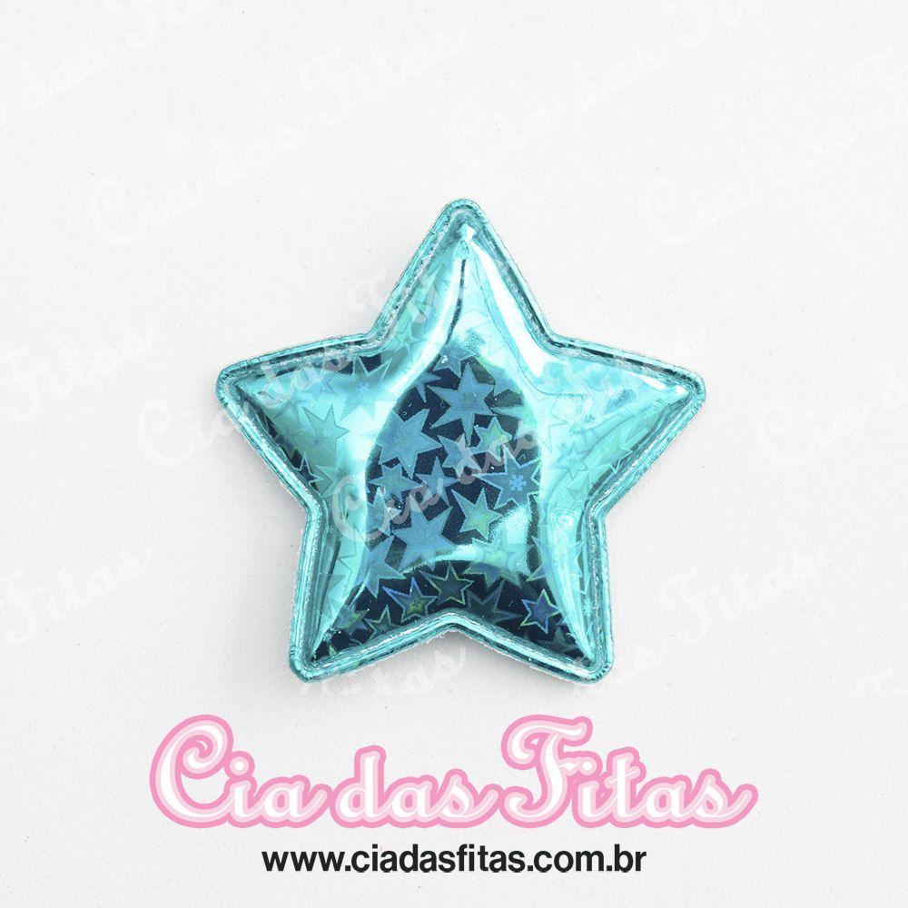 Almofadado Estrela 6cm
