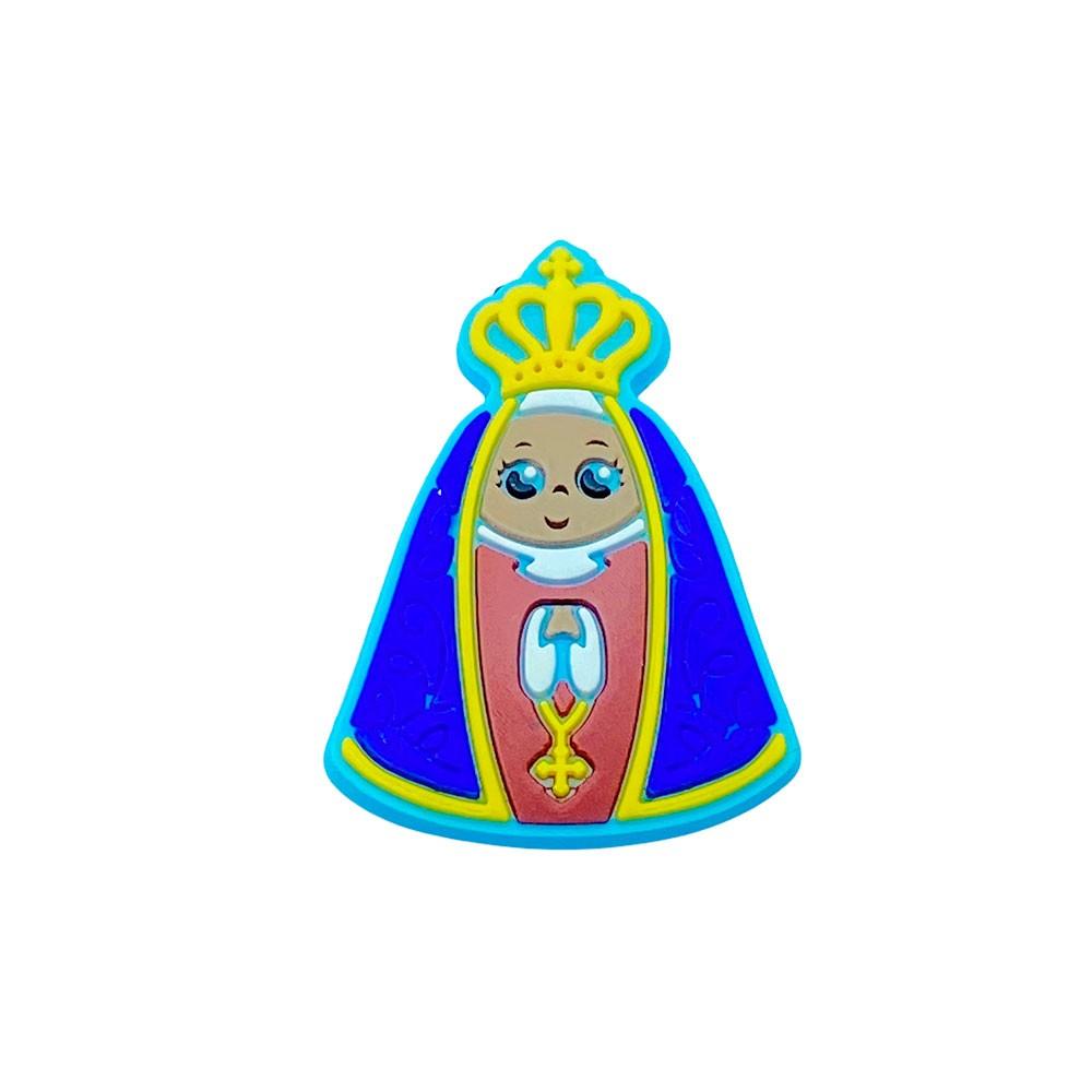 Aplique emborrachado Nossa Senhora (unidade)