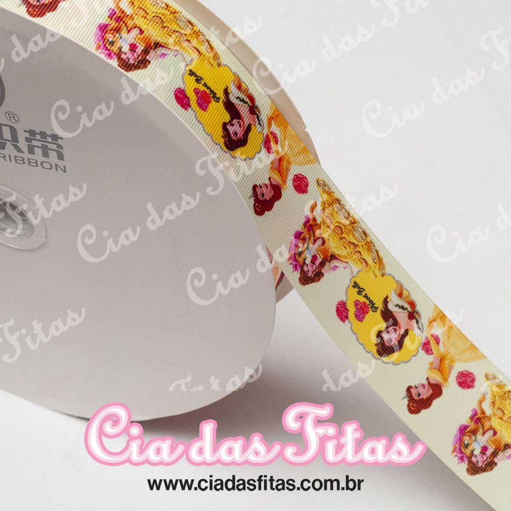 Fita de Gorgurão Sanding Princesa 38mm x 1mt