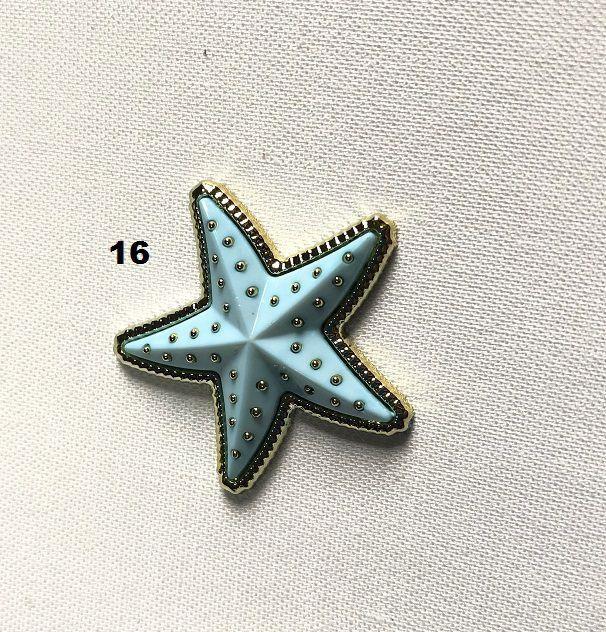 Estrela do Mar 3,5cm x 3,5cm