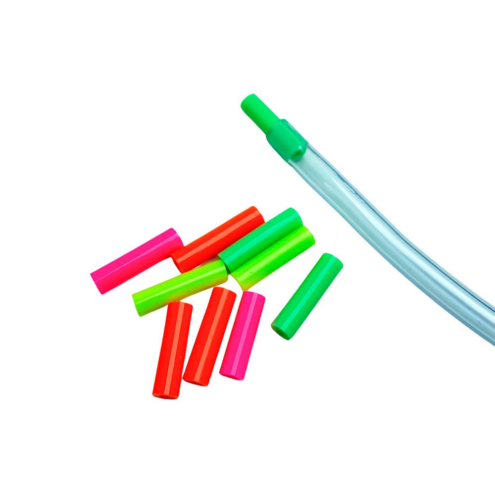 Finalizador para Tubo de Pulseira Piscina 7mm (10unidades)