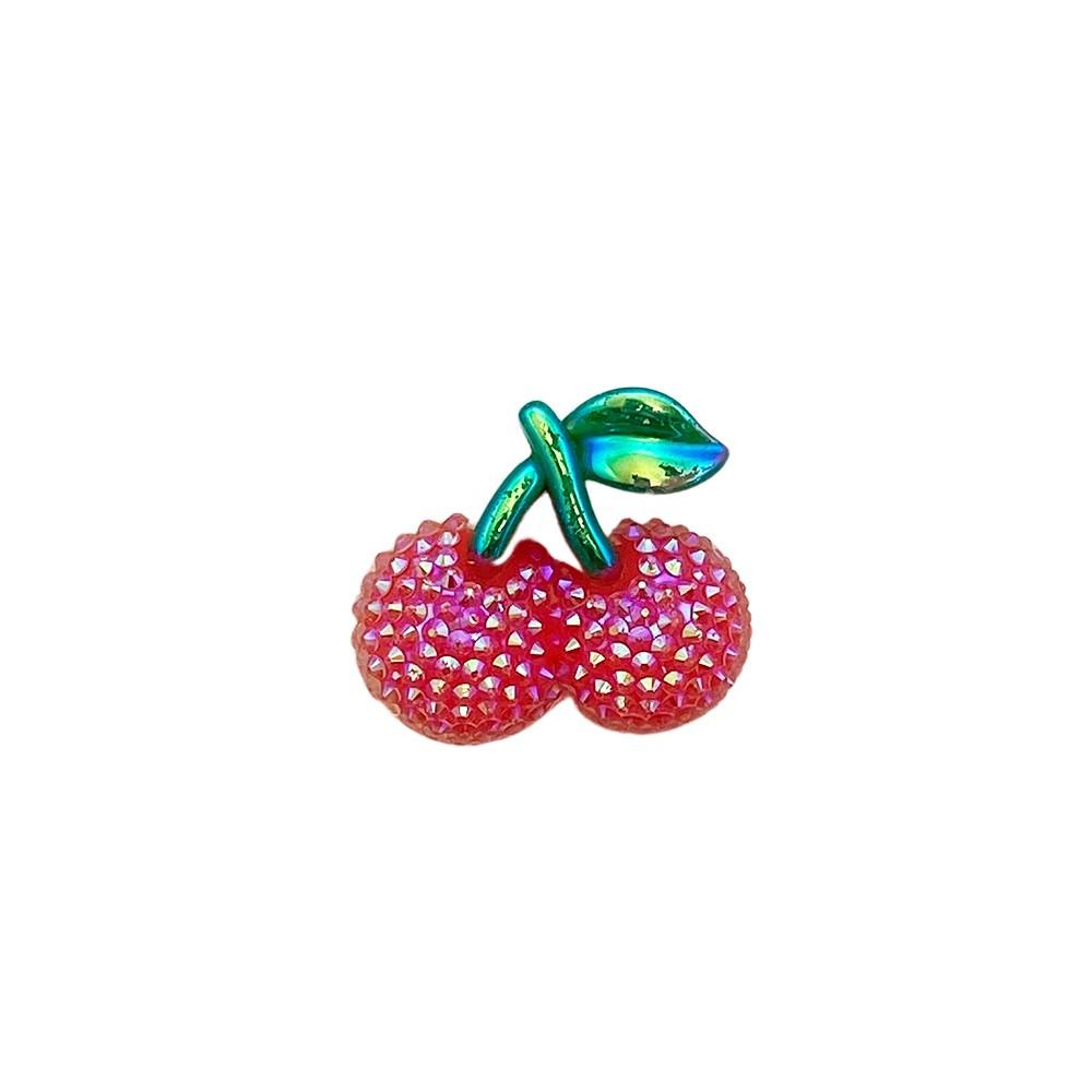 Frutas Craqueladas de Resina