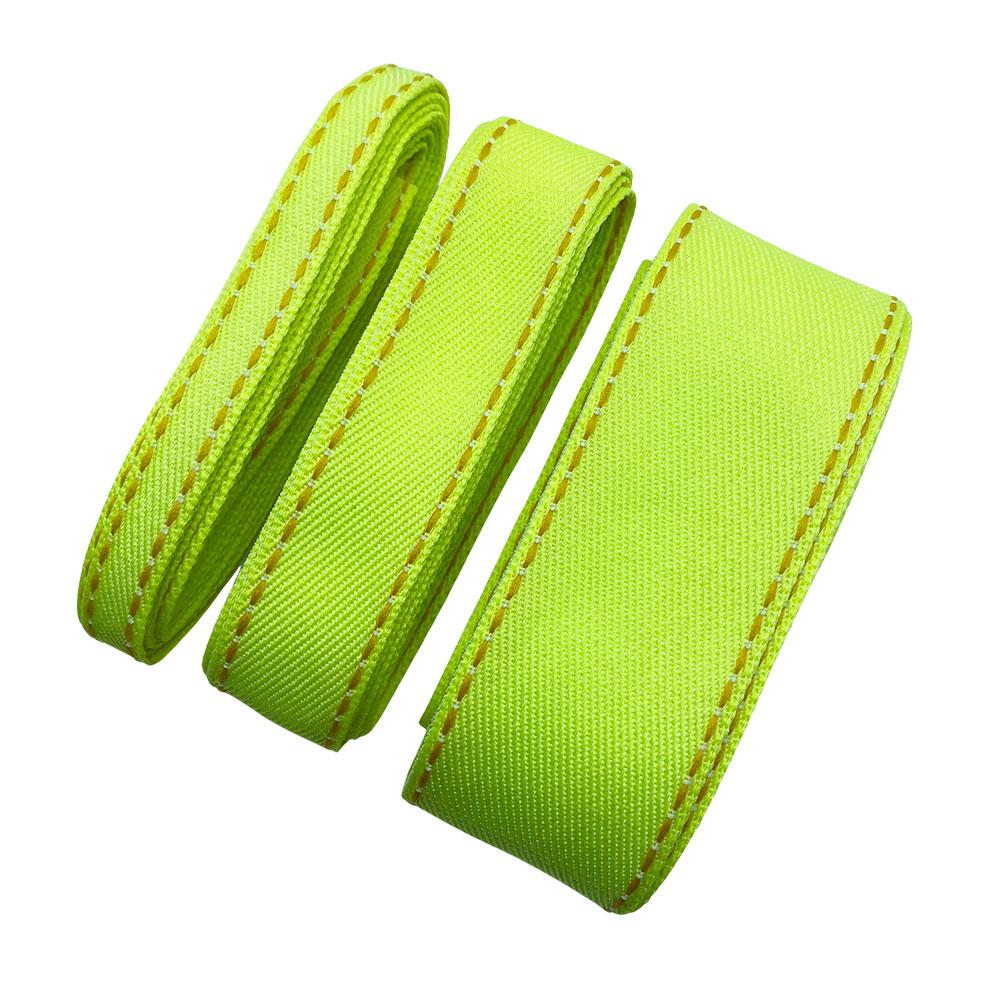 Kit Fita Jeans Sinimbu Amarela com pesponto 3 Medidas - 2 metros de cada
