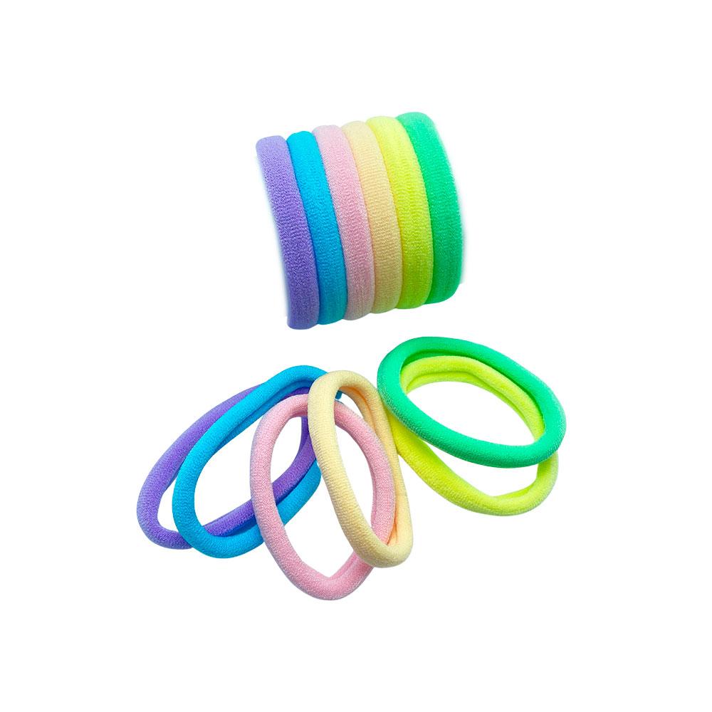 Xuxinha Candy Color embalagem com 6 Unidades
