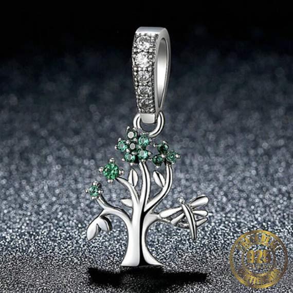 Berloque Árvore dos Sonhos de Prata