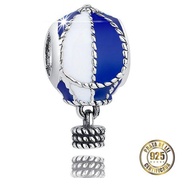 Berloque Balão de Prata
