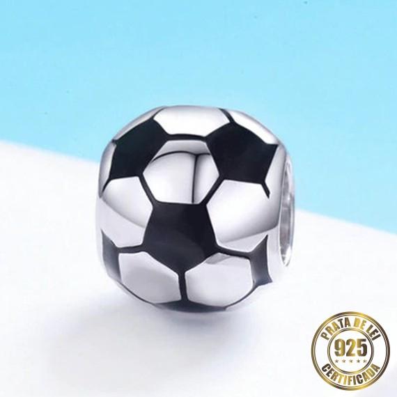 Berloque Futebol de Prata