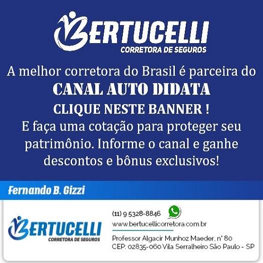 Link para Bertucelli corretora ! Cote seu seguro e informe que acessou pelo Canal Auto Didata !