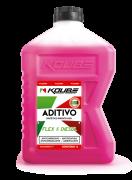 Aditivo Pronto Uso Sintético Flex & Diesel Rosa