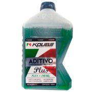 Aditivo Verde Concentrado Orgânico Plus Flex & Diesel