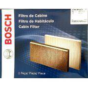 FILTRO DE CABINE BOSCH FORD FUSION 2009 até 2012