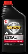 HAVOLINE 2-CYCLE ENGINE OIL TC-W3®