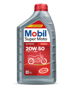 MOBIL SUPER MOTO™ 20W-50 AUTHENTIC