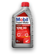 MOBIL SUPER MOTO™ AUTHENTIC 10W-30