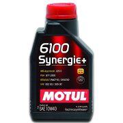 MOTUL 6100 SYNERGIE + 10W40