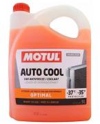 MOTUL Auto Cool Inugel Optimal Ultra 5L (Para diluir - Rende até 10L)