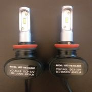 H11 6000K 40W 8000 Lumens LED Doorbem