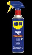 WD-40® PRODUTO MULTIUSOS – EMBALAGEM TRIGGER PRO – 591 ML (LÍQUIDO)