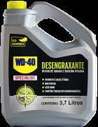 WD-40® SPECIALIST® DESENGRAXANTE - 3,7 LITROS