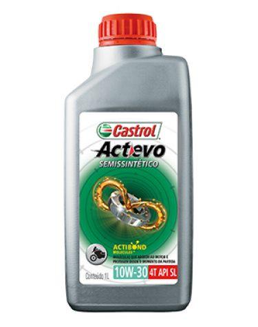 CASTROL Actevo 10W30 semissintético  - E-Shop Autostore - A loja do Canal Auto Didata