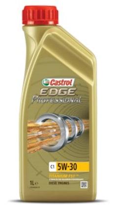 CASTROL EDGE PROFESSIONAL C1 5W-30  - E-Shop Autostore - A loja do Canal Auto Didata