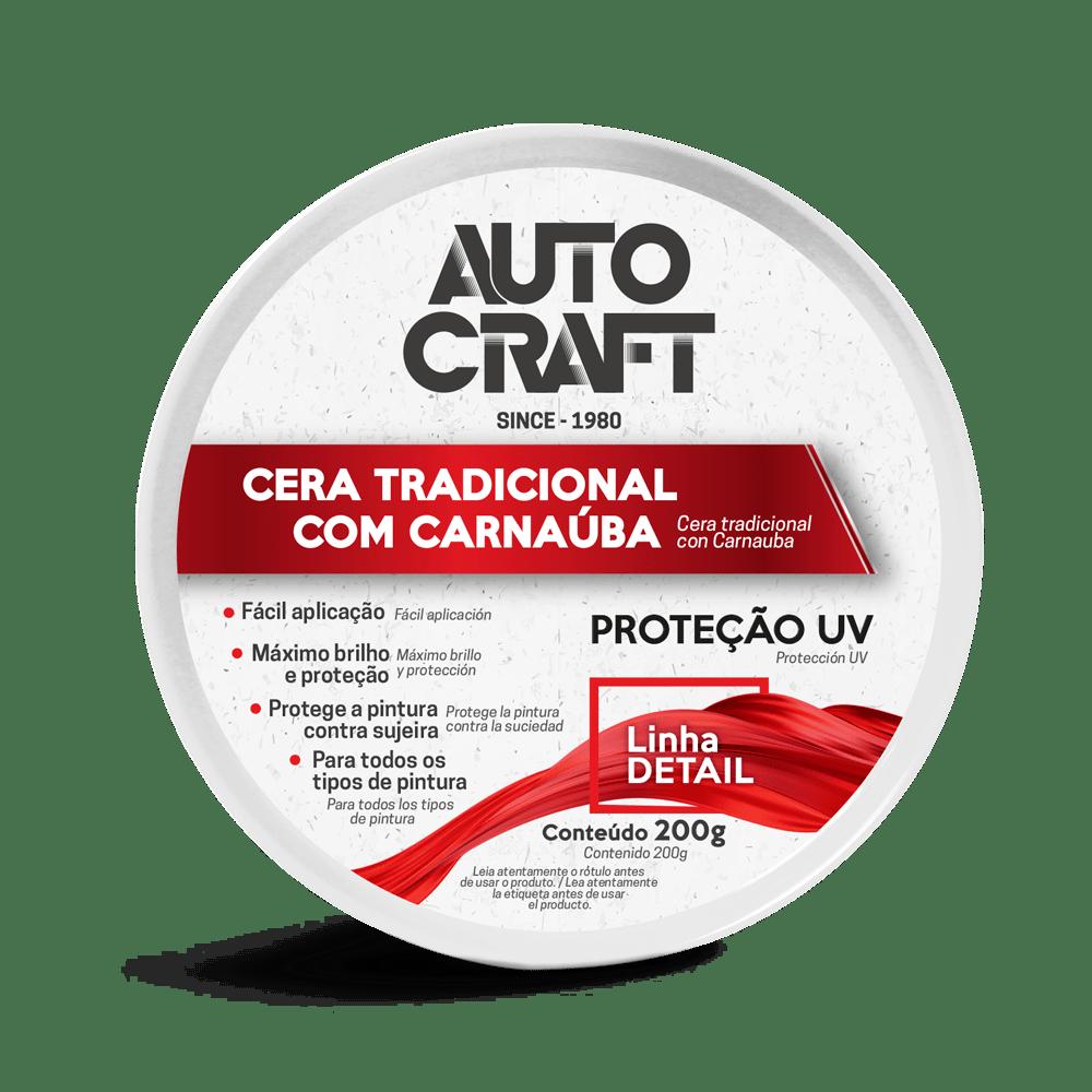 CERA AUTOCRAFT FINALIZADORA  - E-Shop Auto Store - A loja do Canal Auto Didata
