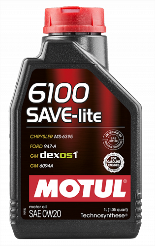 MOTUL 6100 SAVE-lite SAE 0W20  - E-Shop Autostore - A loja do Canal Auto Didata