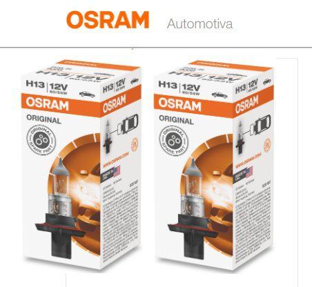 H13 12V OSRAM Classic 60/55W  - E-Shop Autostore - A loja do Canal Auto Didata