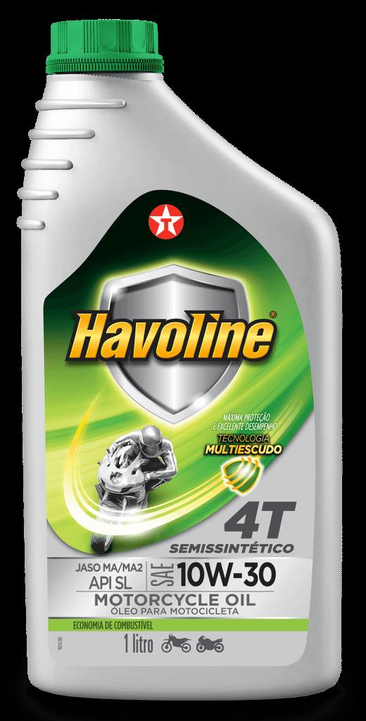 HAVOLINE 4T SEMISSINTÉTICO SAE 10W-30  - E-Shop Autostore - A loja do Canal Auto Didata