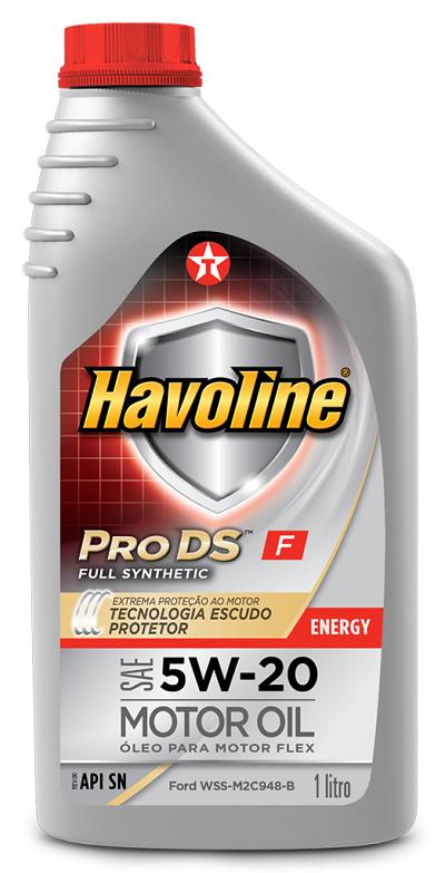HAVOLINE ENERGY F SAE 5W-20  - E-Shop Autostore - A loja do Canal Auto Didata