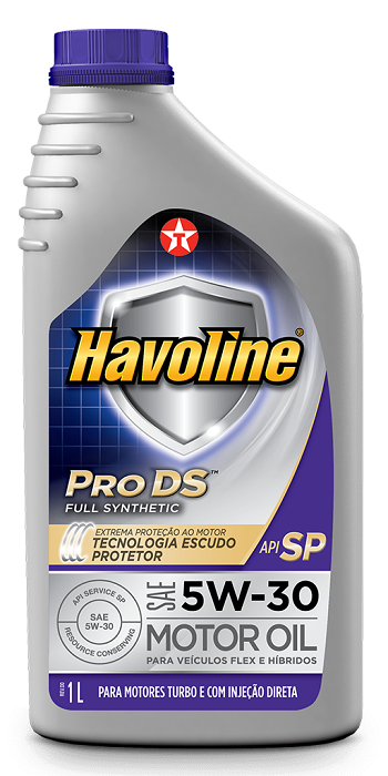HAVOLINE PRODS FULL SYNTHETIC API SP 5W-30  - E-Shop Autostore - A loja do Canal Auto Didata