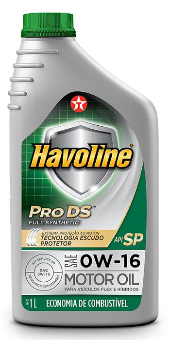 HAVOLINE PRODS FULL SYNTHETIC API SP SAE 0W-16  - E-Shop Autostore - A loja do Canal Auto Didata